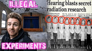 Children Experimented On injected With Radiation - Abandoned State School
