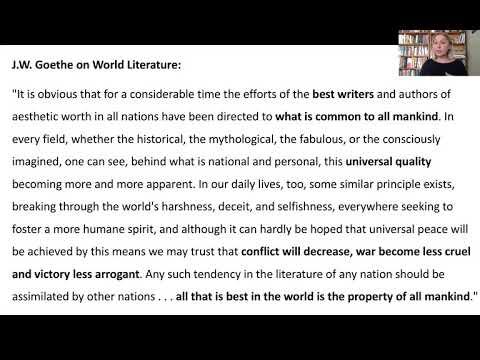 Defining World Literature