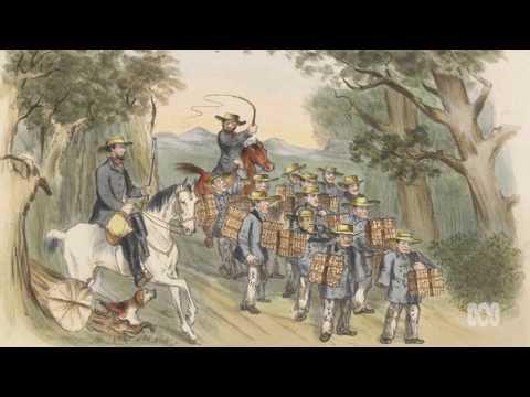 Child Convicts Of Australia - Chapter 5 - Escape And Punishment