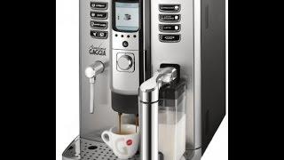 видео кофемашина зерновая