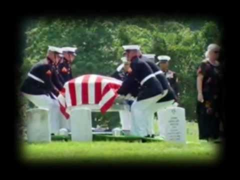 Memorial Day - 2012 - Psalm 23 - Kathey Tracolli