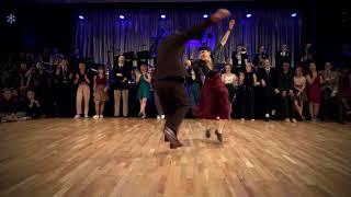 The Snowball 2017 - Lindy Hop Invitational Strictly - Gaston & Alba