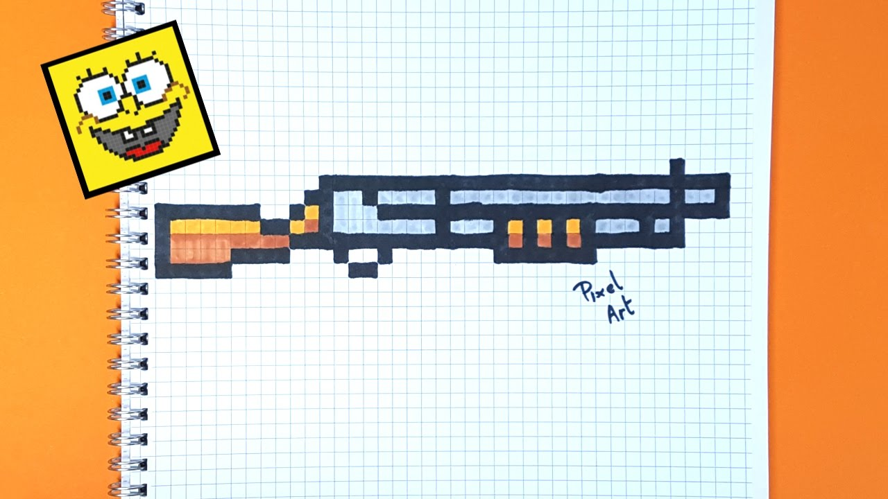 How To Draw A Pump Shotgun Fortnite
