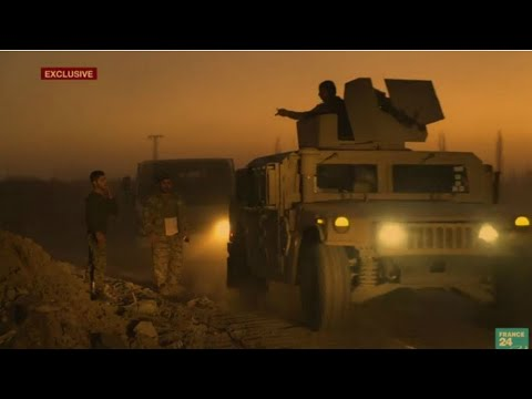Exclusive: On the frontline with the Syrian Democratic Forces