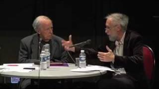 Pierre Boulez et Alain Connes