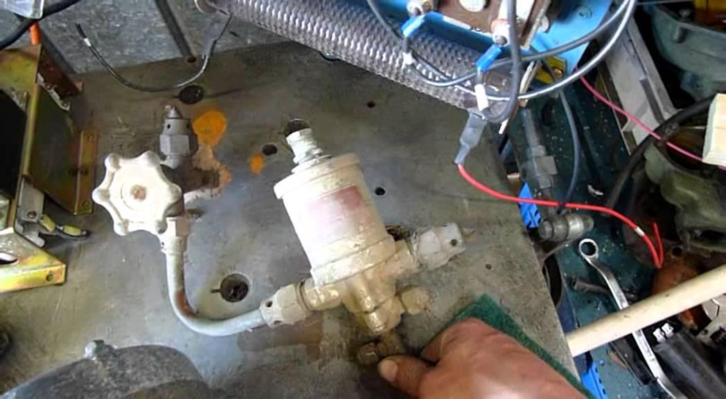 Blower Motor Starter Winding