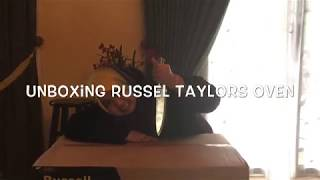 Unboxing 8 - Russel Taylors Oven (80 Litre)