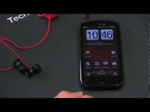 HTC Rezound Unboxing & Hands On