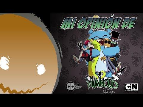 [C.H.A.O.S.]  Villanos - La nueva animación Mexicana, Sigan el ejemplo | Comentario