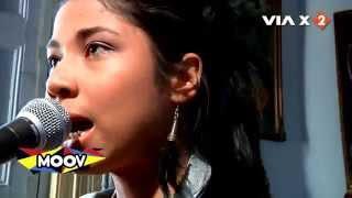 """Jayu - """"Te Necesito"""" en Moov // VIA X 2"""