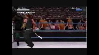 Smackdown Vs Raw 2008 Gameplay