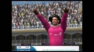 EA SPORTS CRICKET 16 GAMEPLAY PC(REVIEW)