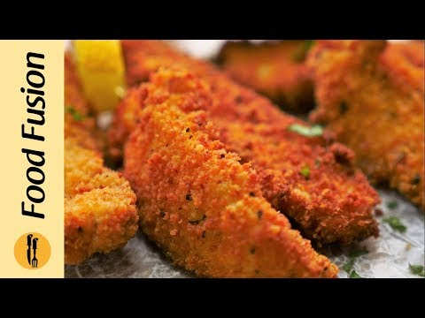 Chicken Tenders with Sauce recipe By Food Fusion