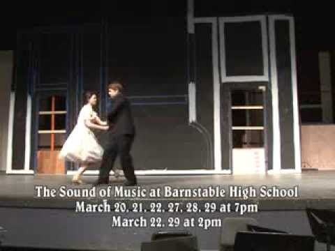 Barnstable High School Drama Club spring production Sound of Music