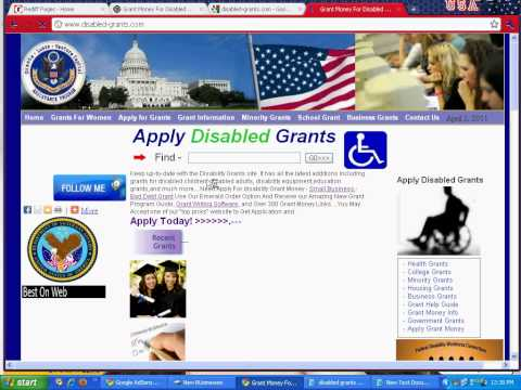 disabled-grants