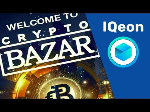ICO IQeon Pitch session in Moscow ➖ cryptocurrency news bitcoin ✔️ litecoin ✔️cryptocurrency trading