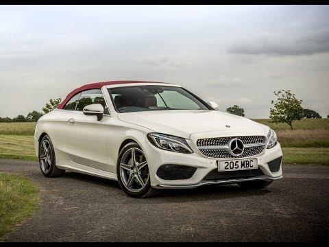 Mercedes-Benz C-Class Cabriolet 2017 Car Review