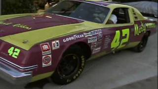 Best-video-NASCAR-MARTY ROBBINS #42 AT WILLOW SPRINGS 5-1-08