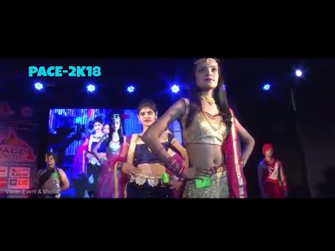 College Fashion Show | PACE-2K18 Highlights | Vision Event Nagpur