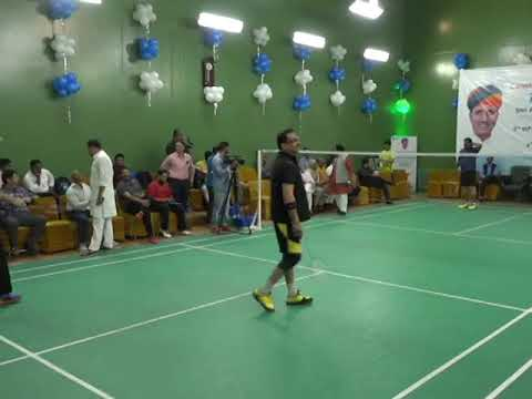 2nd MPs National Badminton Tournament Constitution Club 37