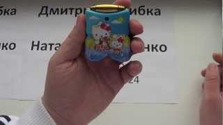 Видео обзор . Телефон для ребёнка.(Гарантия на все телефоны 1 год. Сервисный центр в Украине . ----------------------------------------------------- Мы в ВК https://vk.com/club87518..., 2013-03-16T14:30:04.000Z)