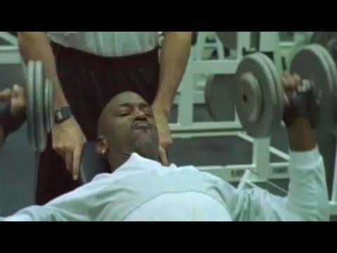 Michael Jordan Rare Workout Footage: Mind of a Champion