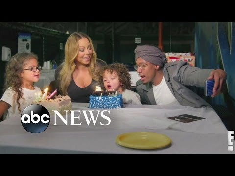 Mariah Carey Puts Personal Life on Display in 'Mariah's World'