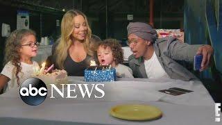 Gambar cover Mariah Carey Puts Personal Life on Display in 'Mariah's World'