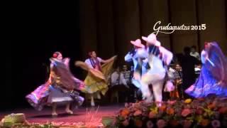 Guelaguetza 2015: Jarabe Mixteco en la Inauguración de Guelaguetza
