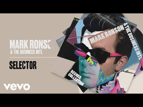 Mark Ronson The Business Intl - Selector