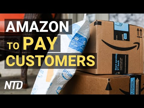 Amazon to Pay for Third-Party Faulty Products; How Do Govt. Deficits Affect Pensions? | NTD Business