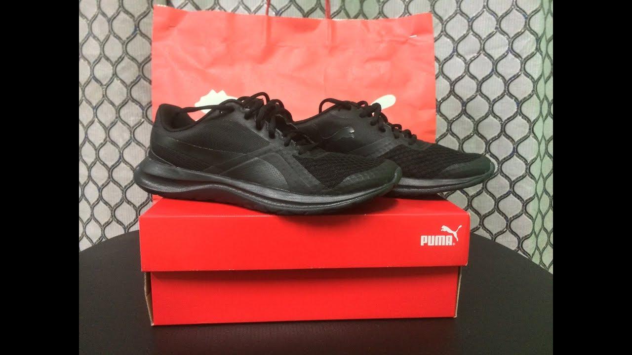 Puma | Puma Flex Essential Mens Running Trainers | Mens