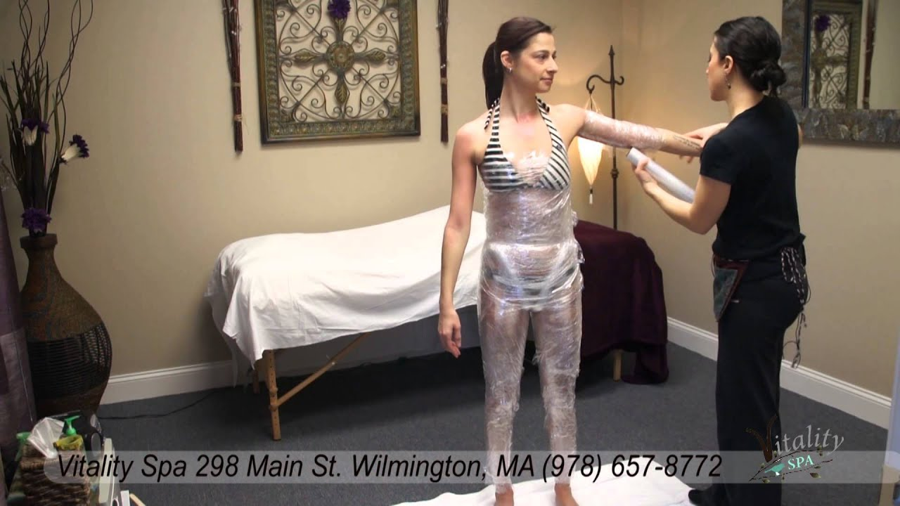 How Much Is A Body Wrap At A Spa