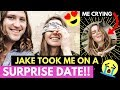Jake Took Me On A SURPRISE DATE!!! You Wouldn't Believe Where!? (I CRIED)