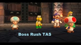 Mario Party 9 - Boss Rush [TAS]