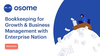 Bookkeeping for Growth & Business Management with Enterprise Nation