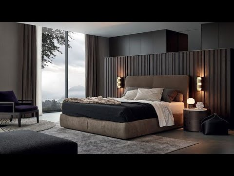 Best 11 Stylish bedroom design collection for modern house