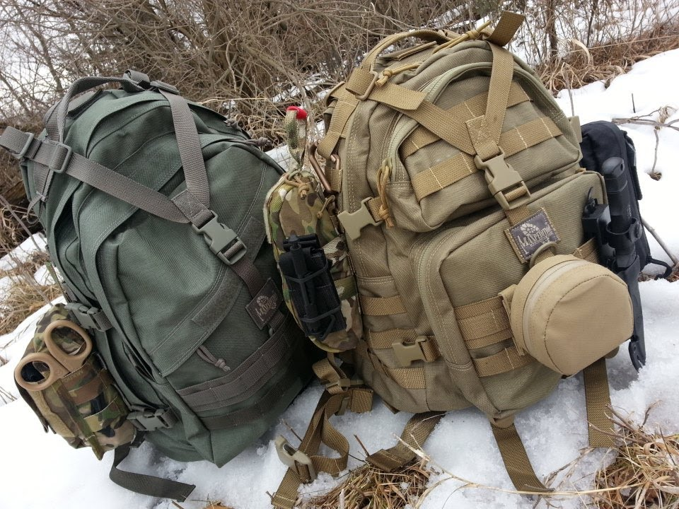Maxpedition 3 Day Bugout Pack Review YouTube