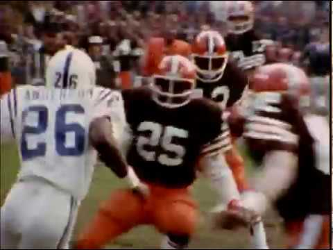 1981 Colts at Browns Game 8