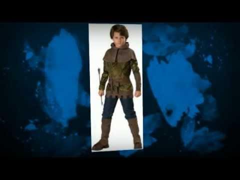 Kids Robin Hood Costumes & Kids Robin Hood Costumes - YouTube