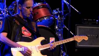Walter Trout Band Pain In The Streets Luther Allison Tribute 2013