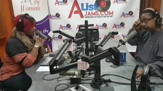 The A List Radio Show W/Aaron & Shay