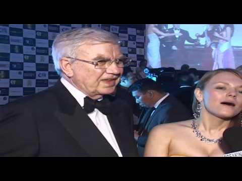 Wolfgang Nitschke, General Manager, Radisson Royal Hotel, World's Leading Luxury Business Hotel