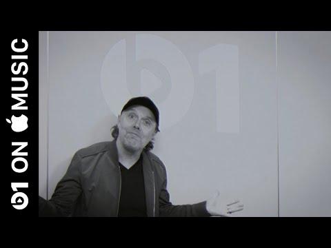 "Lars Ulrich debuts Beats 1 show ""It's Electric!"""