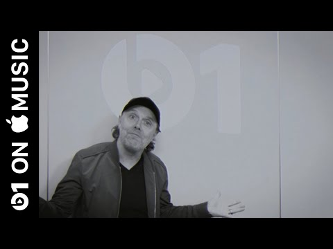 "Lars Ulrich debuts Beats 1 show ""It"