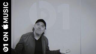 Lars Ulrich debuts Beats 1 show