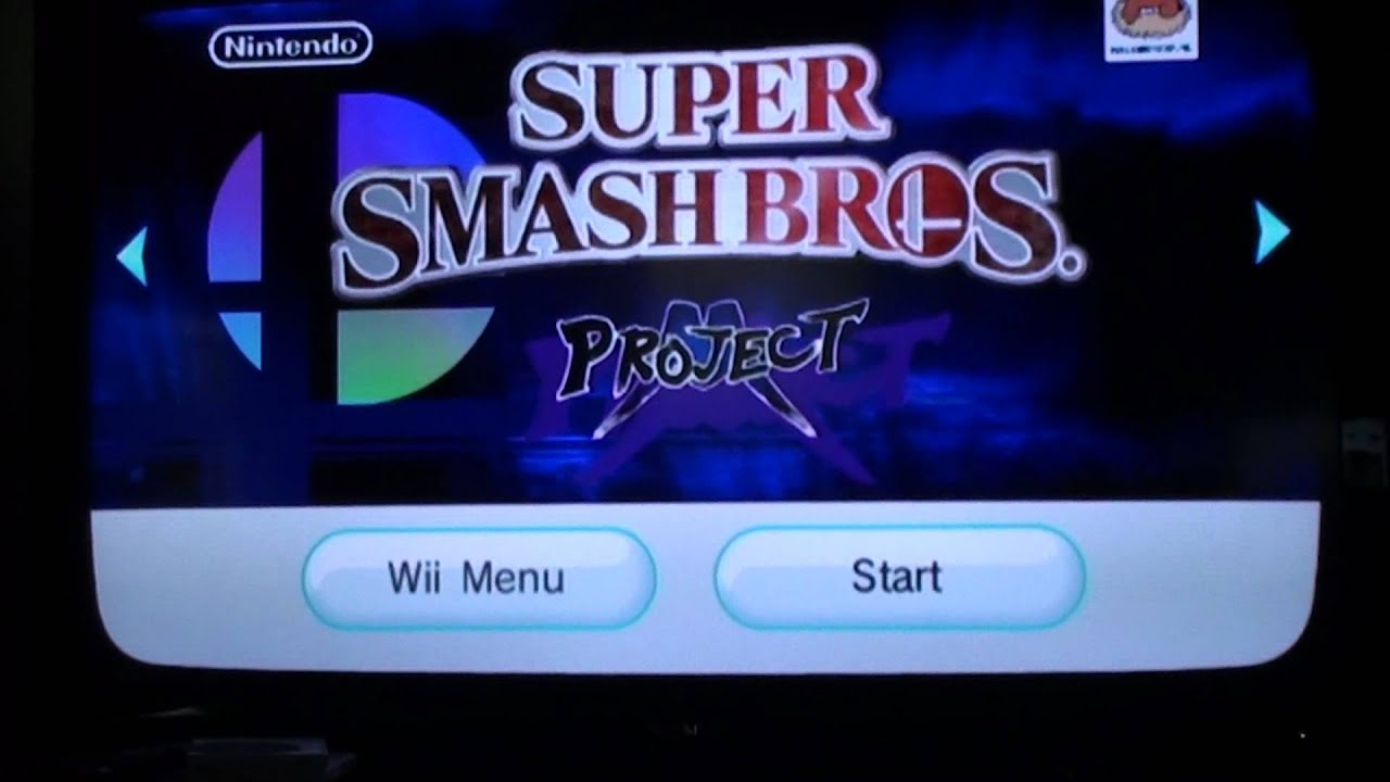 project m smash bros Project m 32k likes official news feed for project m a community-made mod of brawl inspired by super smash bros melee's gameplay this is not a.