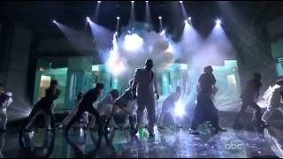 PSY with MC Hammer- Gangnam Style (remix) American Music Awards 2012