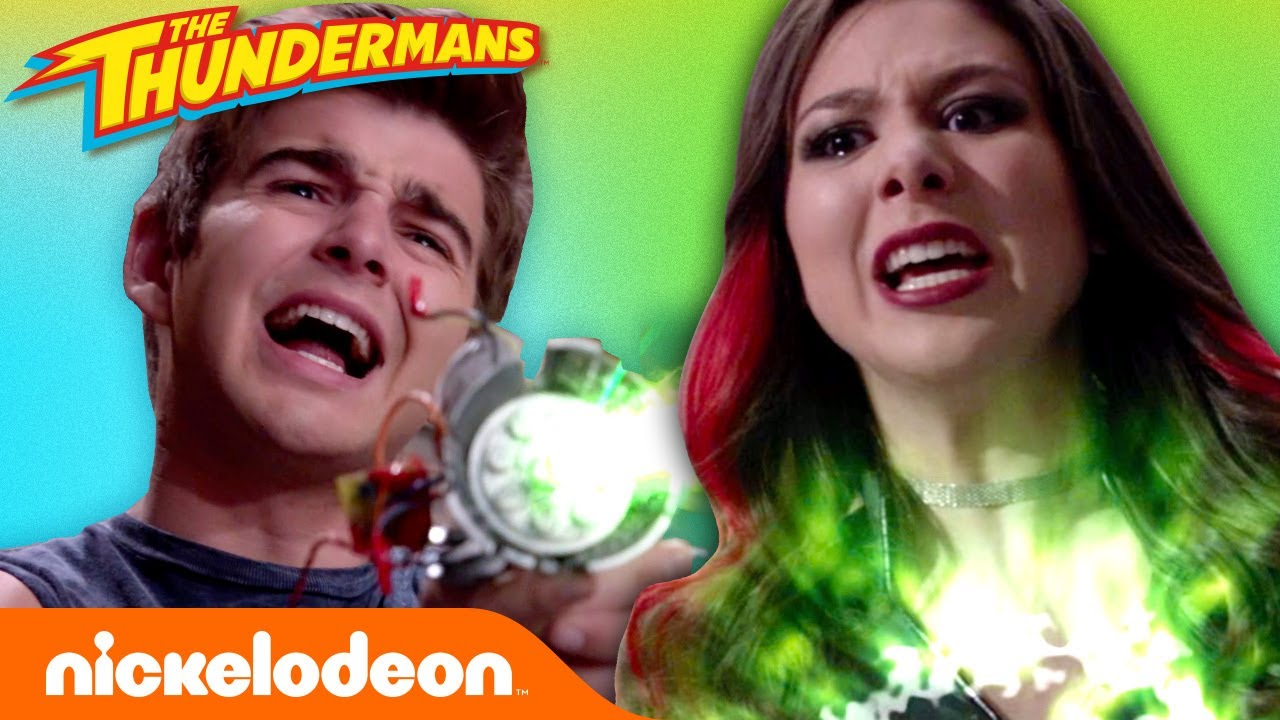 Download 9 Best Family Superpower Moments! ⚡️ | The Thundermans