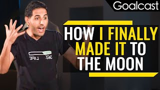 Why You Should Commit To Your DREAMS | Nas Daily | Goalcast